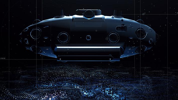 YDT Underwater Autonomous Mapping